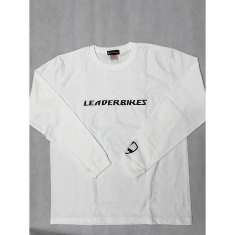LEADERBIKES 長袖プリントTシャツ(180110)