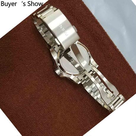PARNIS 機械式腕時計 オマージュウォッチ シチズン製ムーブメント 日本未発売 ①