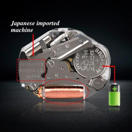 BOBO BIRD 木製腕時計 ナチュラル腕時計 カラフルリストバンド クォーツ ⑩