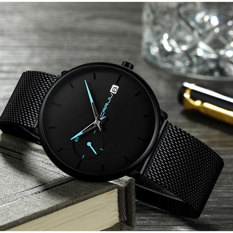 Crrju クォーツ式腕時計 オマージュウォッチ 日本未発売 ③