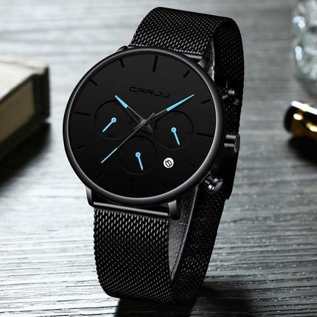 Crrju クォーツ式腕時計 オマージュウォッチ 日本未発売 ⑥