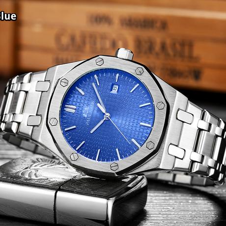 PAULAREIS P 機械式腕時計 オマージュウォッチ 日本未発売 ③