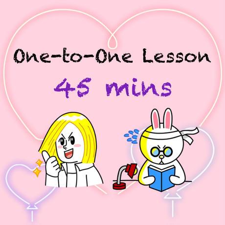 45mins lesson