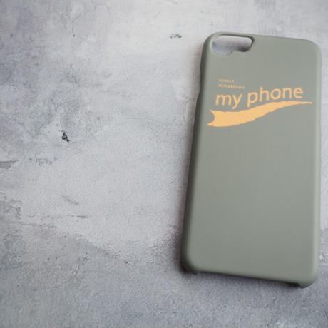 i Phone 6/6s/7/8case my phone
