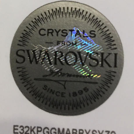 リズシャルメル スワロフスキーが輝くブラ 85E(70E)
