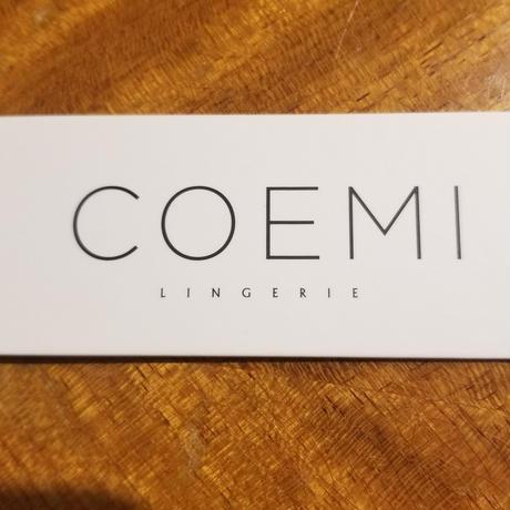 COEMIグリーンリーフのキャミ&タップパンツ