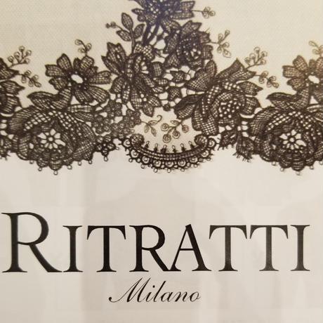 RITRATTI JULIAブラ2B&ショーツ3 レッド