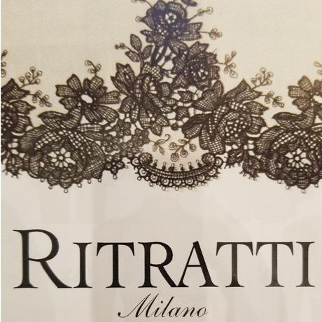 RITRATTI RITA ナイトドレス ブラック