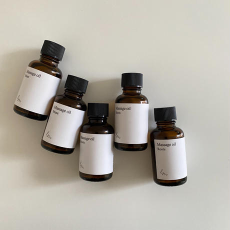 Massage oil/Roots