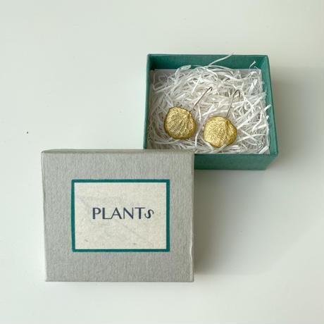 今城晶子 plantsピアス/アジサイ