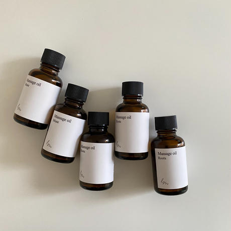 Massage oil/Muse