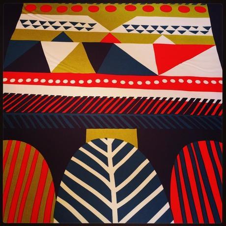 マリメッコ Toteemi  fabric 1,45m