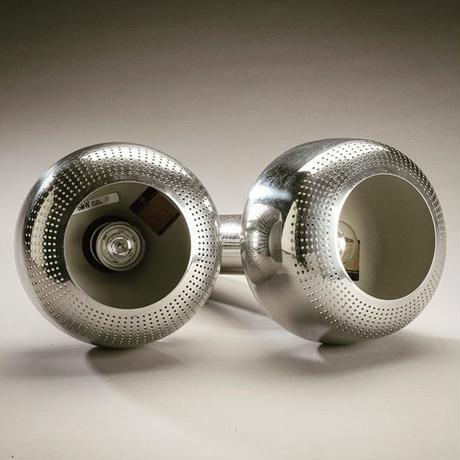 Guldpendel Chrome Pendant  by  Vilhelm Lauritzen