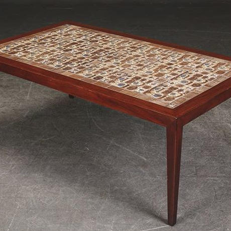"""Baca"" Tile Top Coffee Table 133x74"