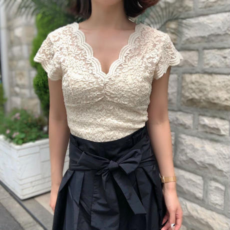 french sleeve tops