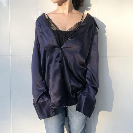 lingerie blouse