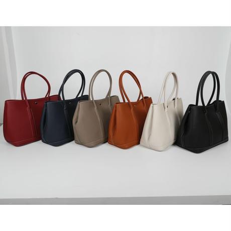 ベーシックハンドバッグ 全6色