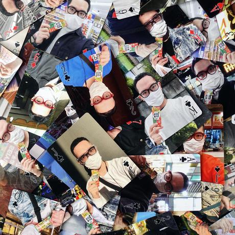 Juicebox selfie playing cards vol.6