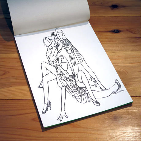 あの人たち / coloring book