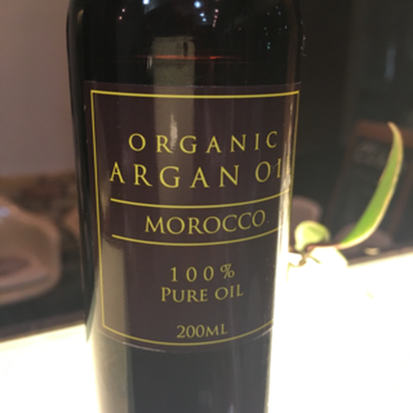 ORGANIC ARGAN OIR 100% PURE OIL