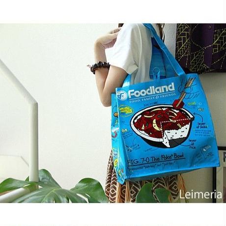 FOODLAND ポケボウル エコバッグ HNLS01612-4520