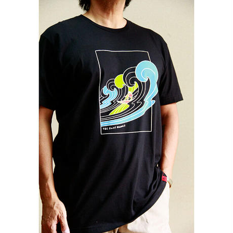 Town and Country T-Shirt  BIG WAVE HNLS02768-20720