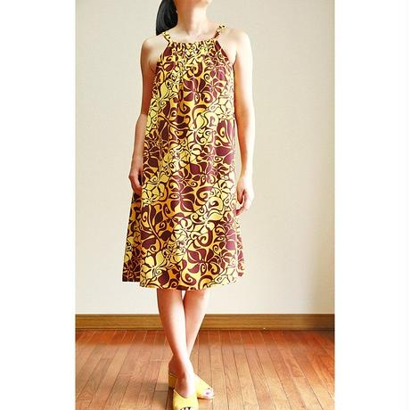 LOCAL  DESIGN  SWING DRESS ワンピース HNLS02774-74110
