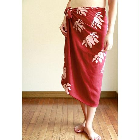 Hawai'ian Pareo  Lotus  HNLS02825-4660