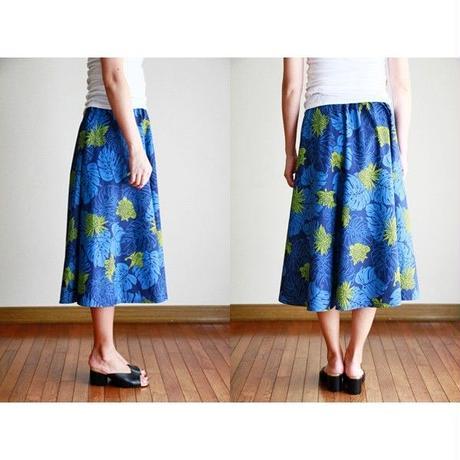 Flare Skirt モンステラ HNLS02889-84510