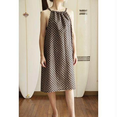 SWING DRESS ブラックツリー ワンピース HNLS02419-02520