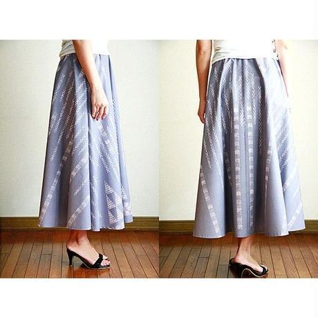 Long Flared Skirt アイスグレータパ ロングフレアースカート HNLS02885-26710