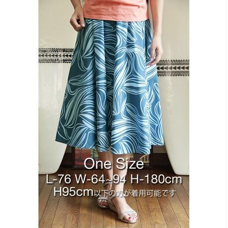 Flare Skirt アクアウェーブ HNLS02628-81410
