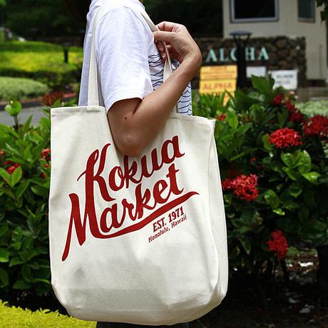 Kokua Market エコバッグ HNLS02382-00510