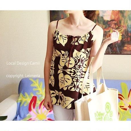 Local Design タロ キルト柄 キャミソール HNLS01838-02010