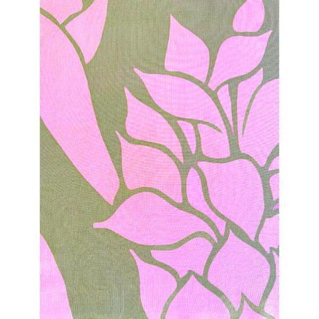 Hawai'ian Pareo    GINGER FLOWER   PEPPER STEM / PARTY PINK    HNLS03136-3760