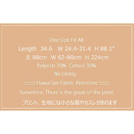Long Flared Skirt ブルーパンダナス ロングフレアースカート HNLS02875-26710