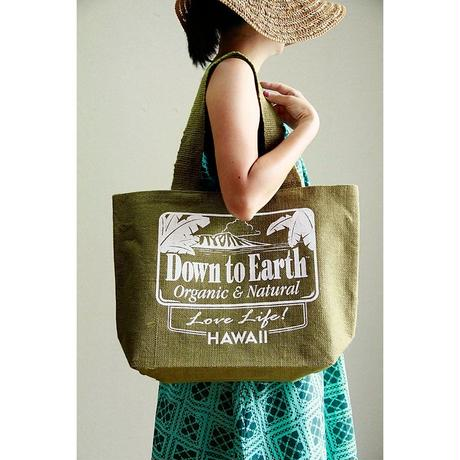 DownToEarth  Hemp Tote Bag HNLS02759-06510