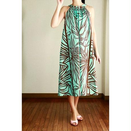 Ginger Dress ウル チョコミント ジンジャードレス HNLS02964-48210