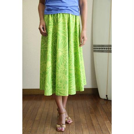 Flare Skirt グリーン トーチジンジャー HNLS02687-53310