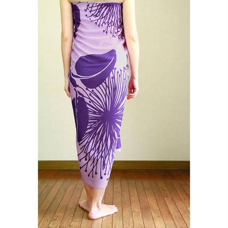 Hawai'ian Pareo   OHIA LEHUA  Lavebder / D.Purple    HNLS03058-8660