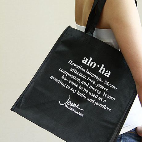 alo-ha  Eco Shopping Bag    HNLS02805-5110