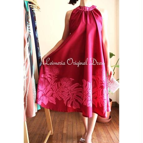 Ginger Dress オヒアレフア ジンジャードレス HNLS02414-70310