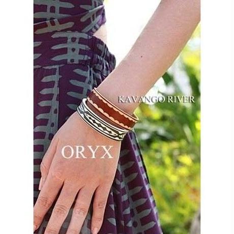 The Base Project ORYX アフリカ ナミビア バングル HNLS02014-41010
