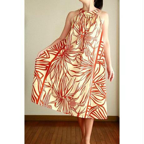 Ginger Dress ウル サンセット ジンジャードレス HNLS02963-48210
