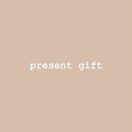 Present ♡︎ ラッピング