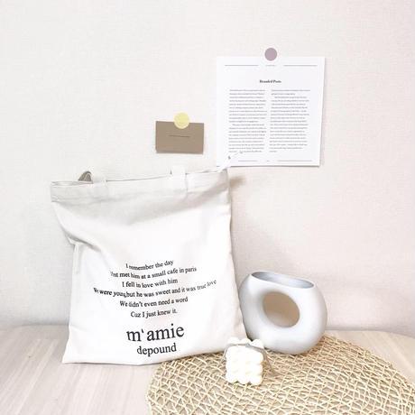 《受注販売》import bag b2