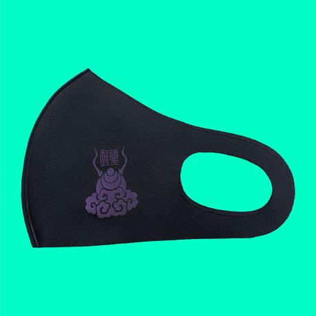 宝珠マスク ミニプリント2枚セット