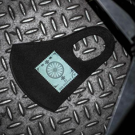 切手リフレクターマウスカバー 2枚セット