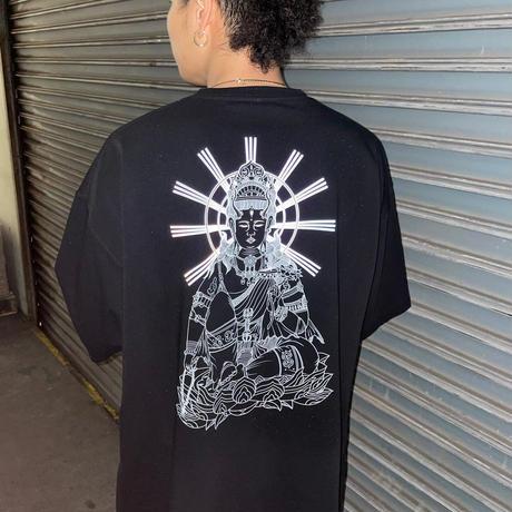 玲瓏菩薩 ビッグシルエット Tシャツ 9.1ozマグナムウェイト