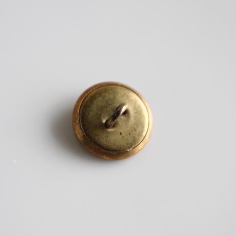【ハンティングボタン】  鹿(左向き)16㎜   メタルボタン フランス